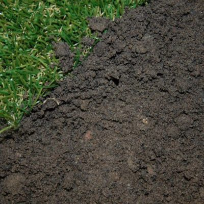 Moestuin grond