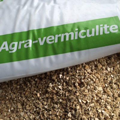 Moestuin Vermiculiet